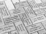 Personalized Gift Brick — Back to School SALE