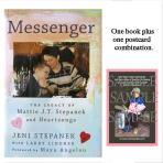 Combo: One Messenger book plus inspiration card