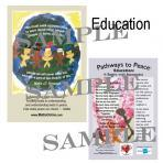 Inspiration Card #7 Education and Awareness ®