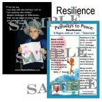 "Inspiration Card #11 Resilience and ""I AM…"" Statements ®"