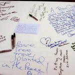 2013 0821 c Peace Thought table f