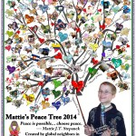0 Mattie's Peace Tree 2014_
